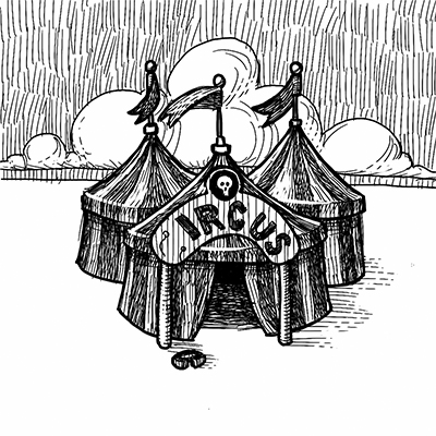 The Gloom Chronicles: The Sinister Circus
